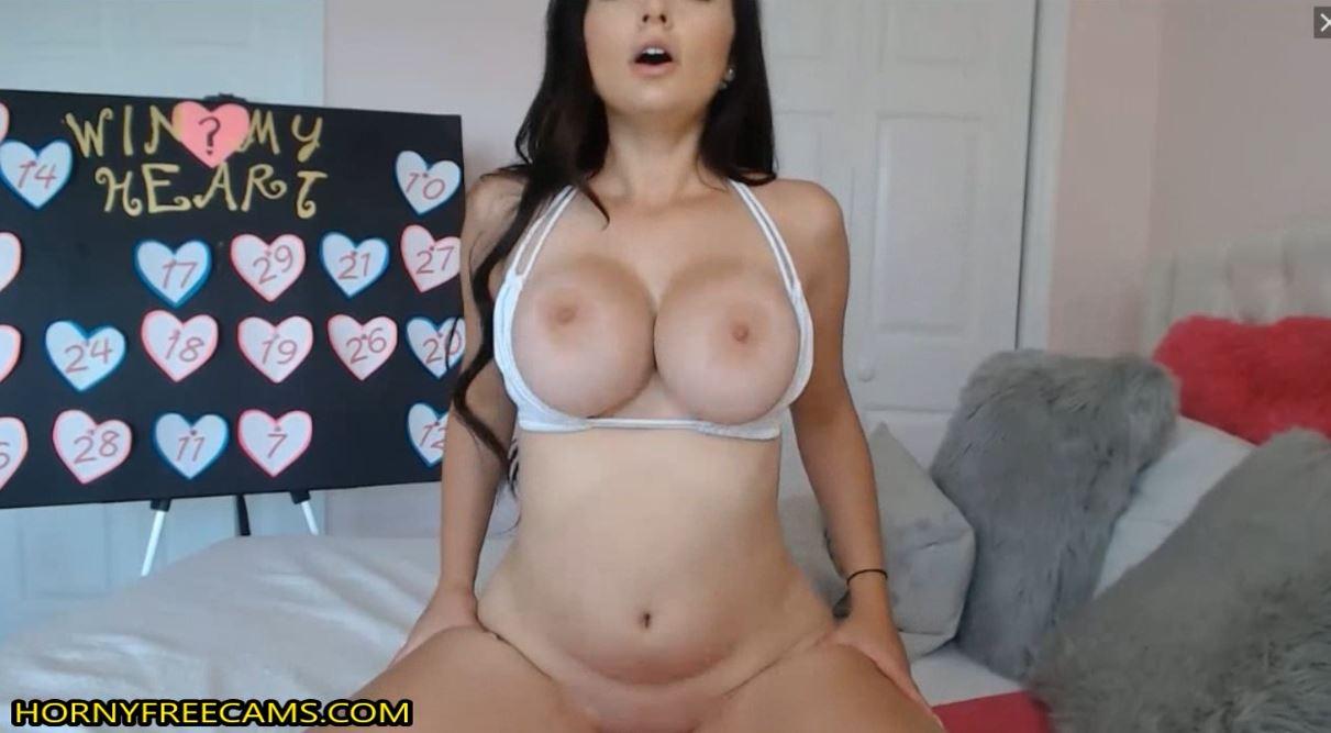 Boobs dildo big big boobs